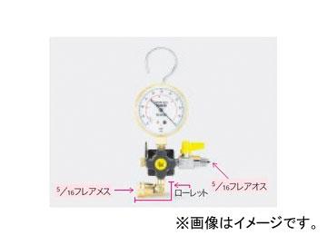 タスコジャパン ウルトラミニポンプ用真空ゲージキット(5/16接続) TA142VK-3