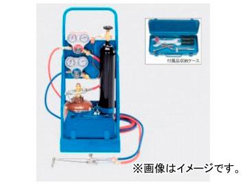 タスコジャパン 溶接溶断セット(アセチレン・サンソ) カプラ式 TA370AK