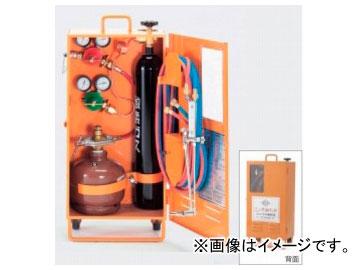 タスコジャパン 溶接溶断セット(アセチレン・サンソ) TA370C
