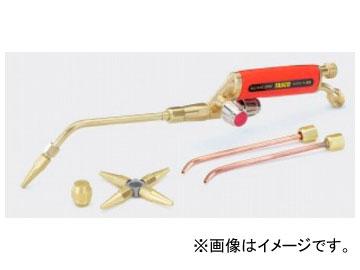 タスコジャパン 軽量ショートサイズ溶接器(アセチレン・サンソ、プロパン・サンソ共用) TA370RA-5