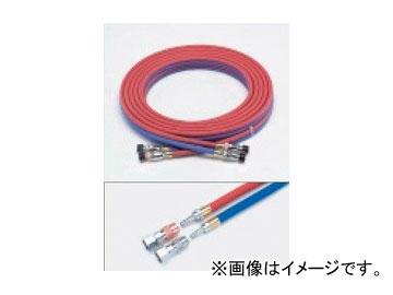 タスコジャパン ツインホース(細タイプカプラ付) 30m TA381LA-30A
