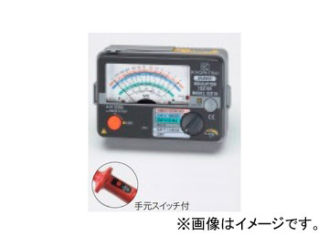 タスコジャパン 3レンジ絶縁抵抗計 TA453B