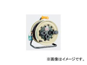 タスコジャパン 屋外型漏電遮断器付コードリール TA649SB