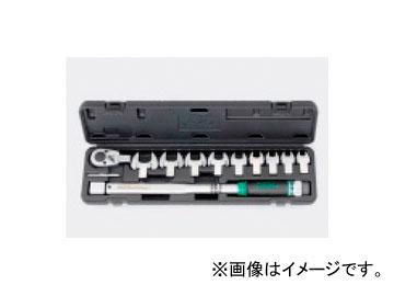 """タスコジャパン TOPTUL 1/2"""" トルクスパナセット(全11点) TA735ML"""