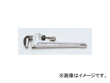 タスコジャパン アルミ製パイプレンチ TA751PE-900