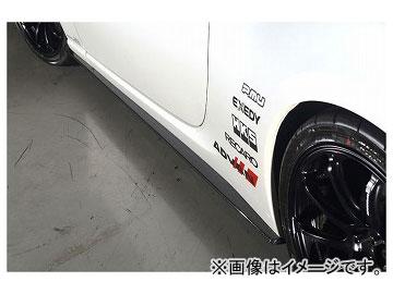 Kansaiサービス カーボンサイドステップ KAT605 トヨタ 86 ZN6 2012年04月~