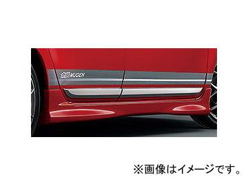 無限 デカールステッカー ライトグレー 08F30-XMG-K0S0-LG ホンダ N-ONE