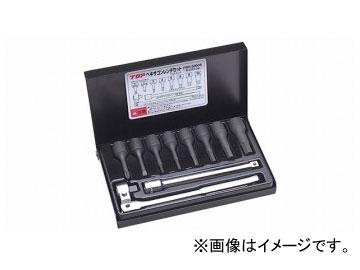 トップ工業/TOP ヘキサゴンレンチセット(差込角9.5mm) FRH-3000S JAN:4975180707703