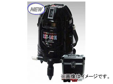 テクノ販売 高輝度レーザー墨出し器 マルチライン LST-441X JAN:4562292701608