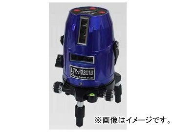 テクノ販売 高輝度レーザー墨出し器 ハイパワーラインレーザー LTK-H3301B JAN:4562292701424