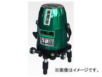テクノ販売 高輝度レーザー墨出し器 グリンレーザー LTK-GR111 JAN:4562292701493