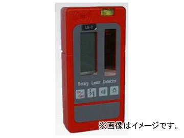 テクノ販売 レーザーレシーバー(クランプ付) LR-2