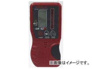 テクノ販売 グリーンレーザーレシーバー(クランプ付) GR-92G