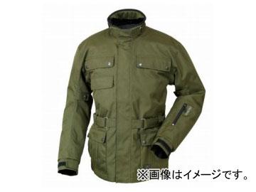 2輪 ラフ&ロード ゴアテックス(R) トレックジャケット オリーブ RR7001
