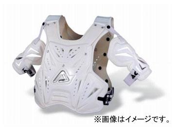 2輪 ラフ&ロード ACERBIS インフィニティーROOSTデフレクター ホワイト AC-13016