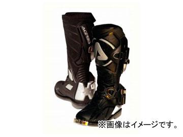 2輪 ラフ&ロード ACERBIS IMPACT Xタイトブーツ ブラック AC-84-44