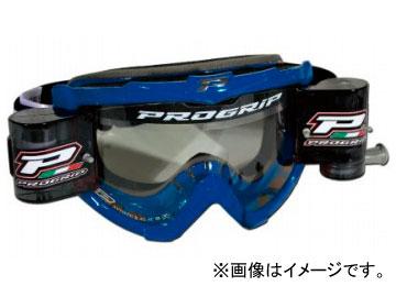 2輪 ラフ&ロード PROGRIP ベースライン ロールオフゴーグル ブルー PG3308
