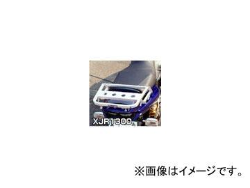 2輪 ラフ&ロード RALLY591 スーパーライトキャリア アルミバフ仕上げ RY591Y01 ヤマハ XJR1300/1200