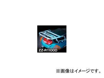 2輪 ラフ&ロード RALLY591 スーパーライトキャリア アルミバフ仕上げ RY591K02 カワサキ ZZ-R1100D