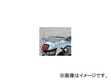 2輪 ラフ&ロード RALLY591 スーパーライトキャリア アルミバフ仕上げ RY59107 ホンダ SL230
