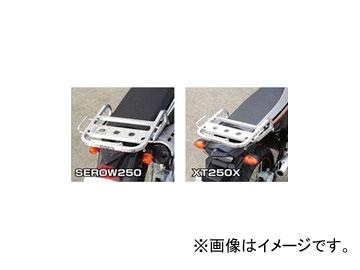 2輪 ラフ&ロード RALLY591 スーパーライトキャリア アルミバフ仕上げ RY59125 ヤマハ SEROW250/XT250X
