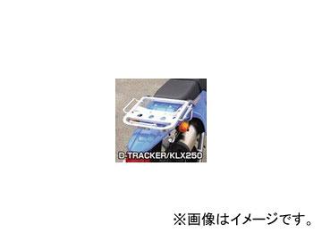 2輪 ラフ&ロード RALLY591 スーパーライトキャリア アルミバフ仕上げ RY59127 カワサキ KLX250/D-トラッカーX 2008年~