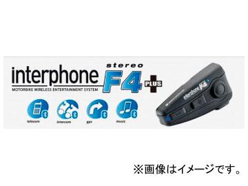 2輪 ラフ&ロード INTERPHONE ワイヤレス通信機 F4 ユニバーサルプラス ツインパック CLF4TPPL
