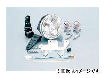 2輪 キタコ ネイキッドKIT ヘッドライト付/丸ミニウインカー 810-0056410 JAN:4990852076819 ヤマハ TZR50R 4EU