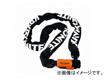 2輪 KRYPTONITE エボリューションシリーズ4 インテグレイティッドチェーン 10.0mm×1600mm 品番:000815 JAN:0720018000815