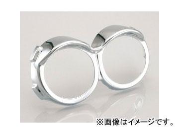 2輪 キタコ ヘッドライトバイザー 800-0090900 JAN:4990852086115 ヤマハ BW'S50(4スト車) 1VC1