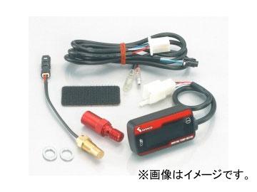 2輪 キタコ LCDデジタル温度計タイプ3 フィッティング付/バンジョーボルト取出タイプ 752-6000210 JAN:4990852076376