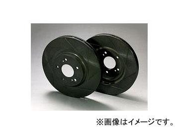 プロジェクトミュー SCR ブレーキローター 無塗装タイプ リア スバル WRX STI