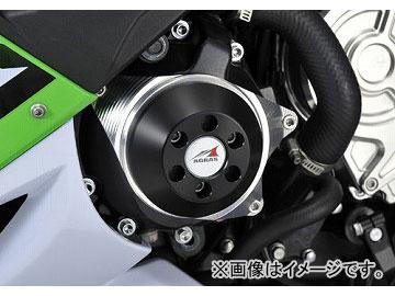 2輪 アグラス リアスライダー スターターC 品番:P043-9119 ブラック カワサキ ZX-10R 2010年 JAN:4548664255436