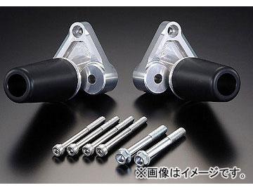 2輪 アグラス Rスライダー エンジンハンガー/黒 P019-0199 JAN:4547567201397 カワサキ ゼファー1100