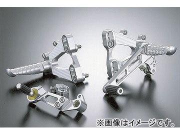 2輪 アグラス バックステップ 1ポジション 品番:P014-4967 ドゥカティ 999モノポスト/S/R 999cc JAN:4547424616777