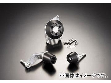 2輪 アグラス リアスライダー 3点セット クラッチ 品番:P040-4829 ブラック スズキ GSX-R600 2006年~2007年 JAN:4548664072156