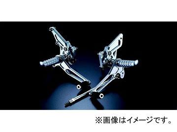 2輪 アグラス バックステップ 2ポジション 品番:P002-9512 ヤマハ XJR1300 JAN:4520616587451