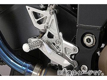 2輪 アグラス バックステップ 6P 品番:P011-4328 カワサキ ZX-10R 2004年~2005年 JAN:4547424309228