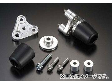 2輪 アグラス リアスライダー フレーム 品番:P052-3398 ホワイト ヤマハ XJR1300 JAN:4548664833559