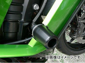2輪 アグラス リアスライダー フレーム 品番:P046-9661 ホワイト カワサキ ニンジャ1000 Z1000SX 2011年 JAN:4548664495160