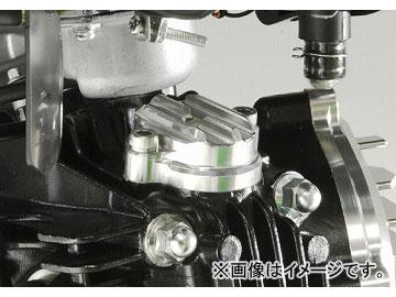 2輪 アグラス タペットカバー 品番:P052-4339 ガンメタ カワサキ KSR110 入数:2個セット JAN:4548664838561