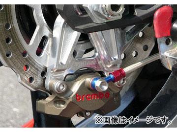 2輪 アグラス リアキャリパーサポート 品番:P040-9613 カワサキ Z1000 ZRT00B 2007年~2009年 JAN:4548664105915