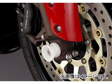 2輪 アグラス フロントアクスルプロテクター ファンネル 品番:P035-2519 レッド ホンダ CBR600RR 2007年~2008年 JAN:4547567810209