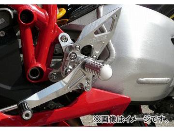 2輪 アグラス バックステップ 4ポジション 品番:P034-2086 ドゥカティ 1098 JAN:4547567757825