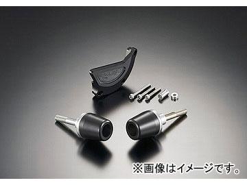 2輪 アグラス リアスライダー 3点セット クラッチB 品番:P052-3062 ブラック ホンダ CBR600RR 2007年~2008年 JAN:4548664831951