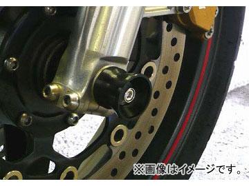 2輪 アグラス フロントアクスルプロテクター ファンネル 品番:P043-6960 ホワイト ホンダ CB1300SF SC54 2003年~2009年 JAN:4548664239146