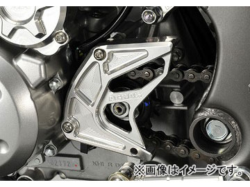 2輪 アグラス スプロケットカバー 品番:P041-3873 カワサキ ディートラッカー125 JAN:4548664130511