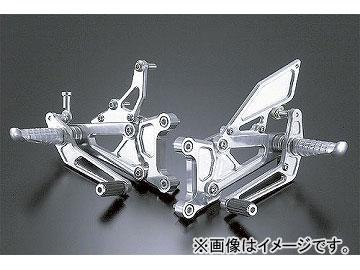 2輪 アグラス バックステップ 4ポジション 品番:P002-6222 ヤマハ YZF-R1 1998年~2001年 JAN:4520616512149