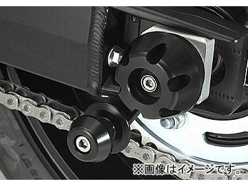 2輪 アグラス リアアクスルプロテクター 品番:P028-8013 ブラック スズキ バンディット1250S ABS JAN:4547567473282