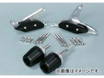 2輪 アグラス リアスライダー 4点セット A 品番:P035-2203 ブラック カワサキ ZX-10R 2008年~2009年 JAN:4547567807964